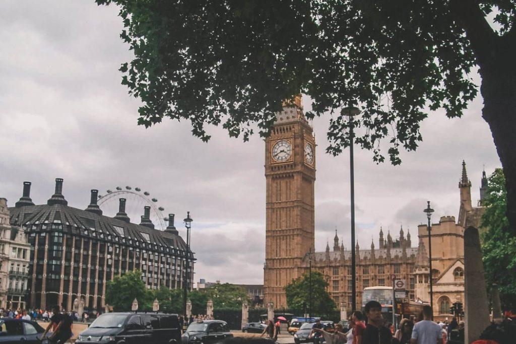 Palácio de Westminster © lavidaesmara