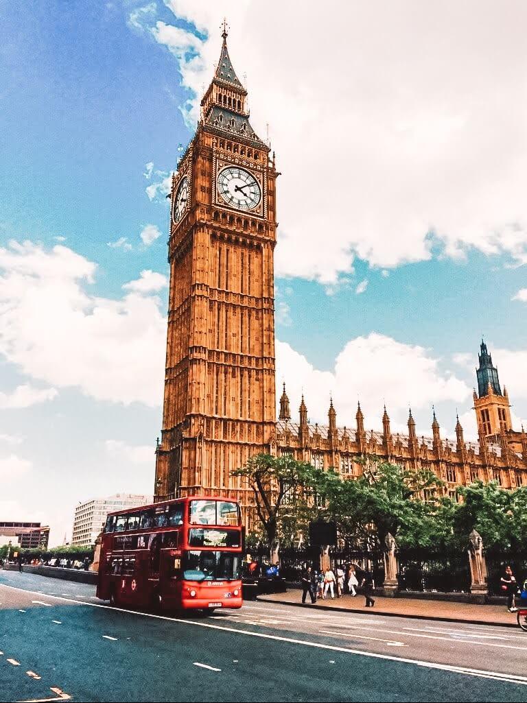 Roteiro de 1 dia em Londres © lavidaesmara