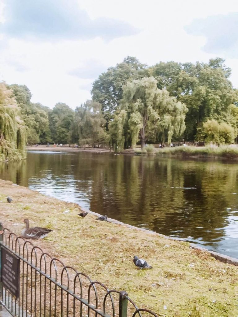 St. James's Park © lavidaesmara