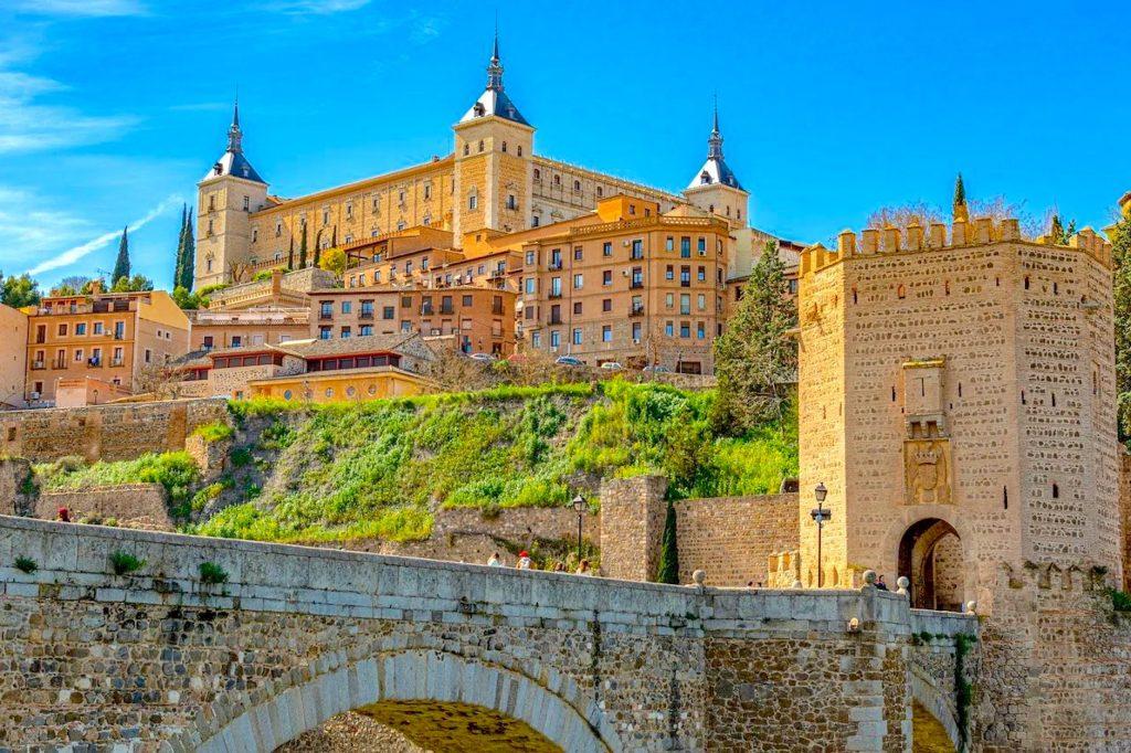 ir de Madrid a Toledo
