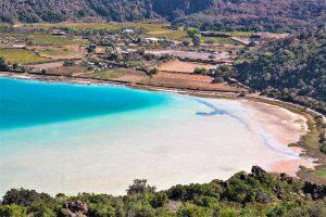 Lago di Venere em Pantelleria